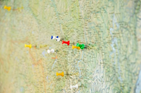 карта кнопок