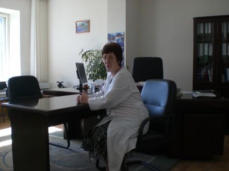 Руководитель медицинского центра